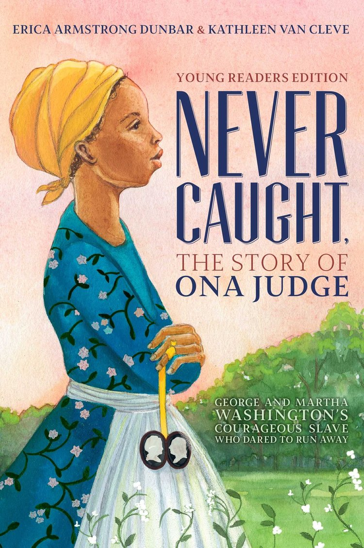Ona Judge young adult book