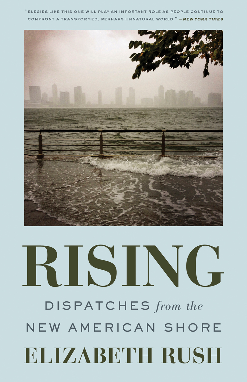 Rising: Dispatches from the New American Shore (Book) | Zinn Education Project
