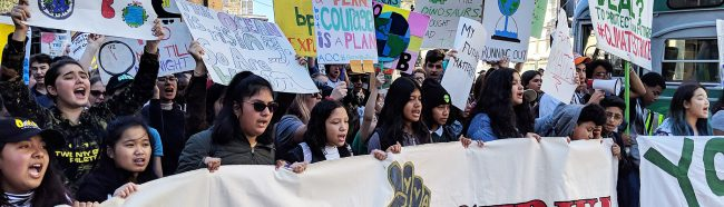 San Francisco Youth Climate Strike (Narrow) | Zinn Education Project