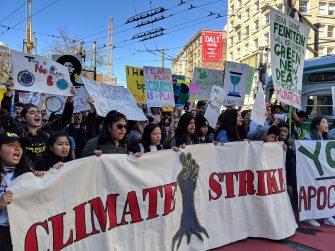 San Francisco Youth Climate Strike (Photo) | Zinn Education Project
