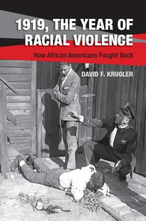 1919, The Year of Racial Violence White Rage (Book Cover) | Zinn Education Project