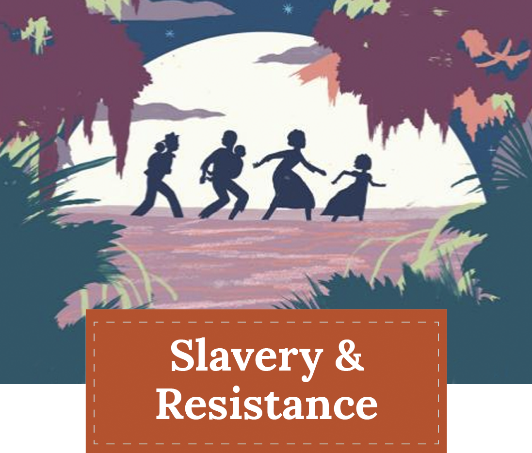 ZEP Theme Icon - Slavery and Resistance