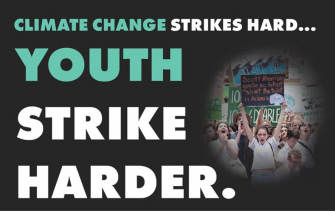 Youth Strike Harder - Climate | Zinn Education Project