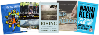 Climate Justice Book Spread | Zinn Education Project