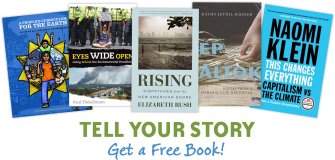 Climate Justice Free Book Spread | Zinn Education Project