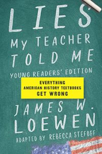 Lies My Teacher Told Me (Book Cover) | Zinn Education Project