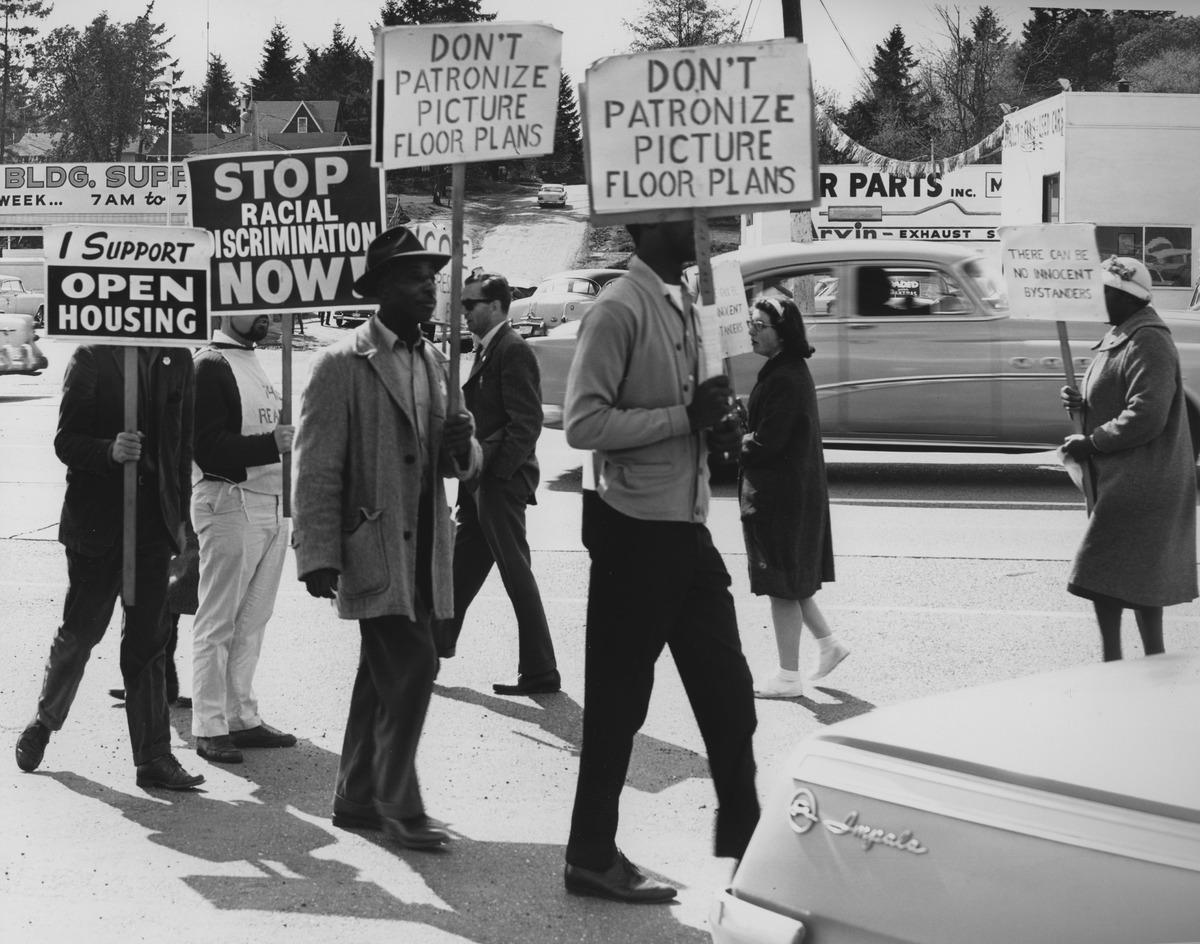 CORE protest.