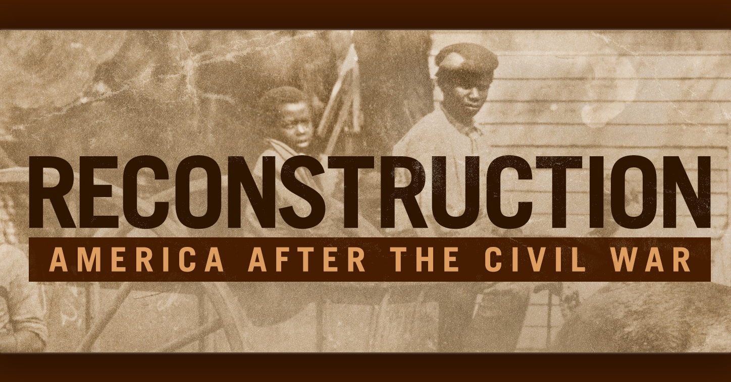 PBS Reconstruction Graphic | Zinn Education Project