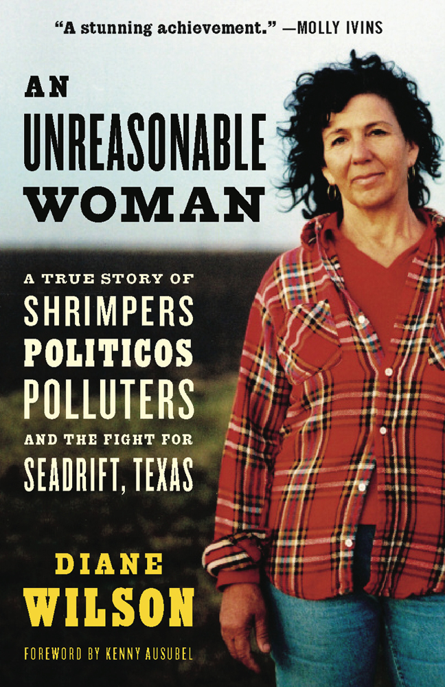 Cover of book - An Unreasonable Woman