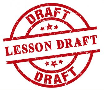Lesson Draft Icon | Zinn Education Project