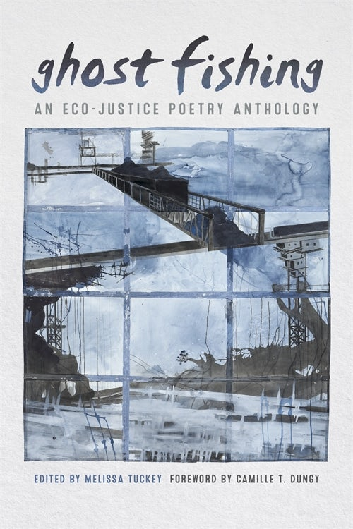 Ghost Fishing Poetry Anthology (book cover) | Zinn Education Project