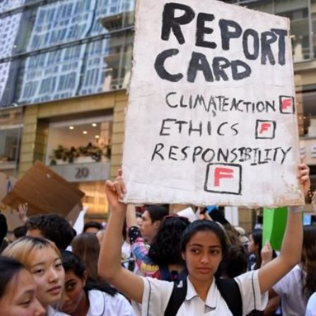 Meet Climate Justice Activists Gallery Walk Photo | The Zinn Education Project
