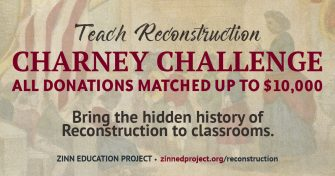 Charney Challenge | Zinn Education Project
