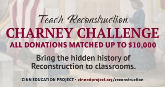 Charney Challenge | Zinn Education Project