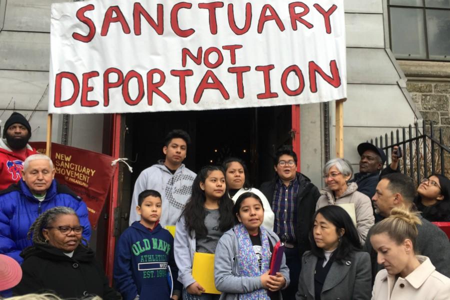 Sanctuary movement TDIH | Zinn Education Project