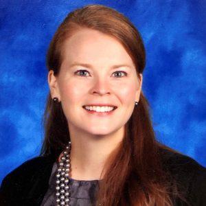 Rebecca Cooper, teacher