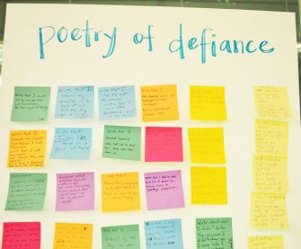 poetry of defiance | Zinn Education Project