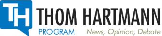Thom Hartmann Logo | Zinn Education Project