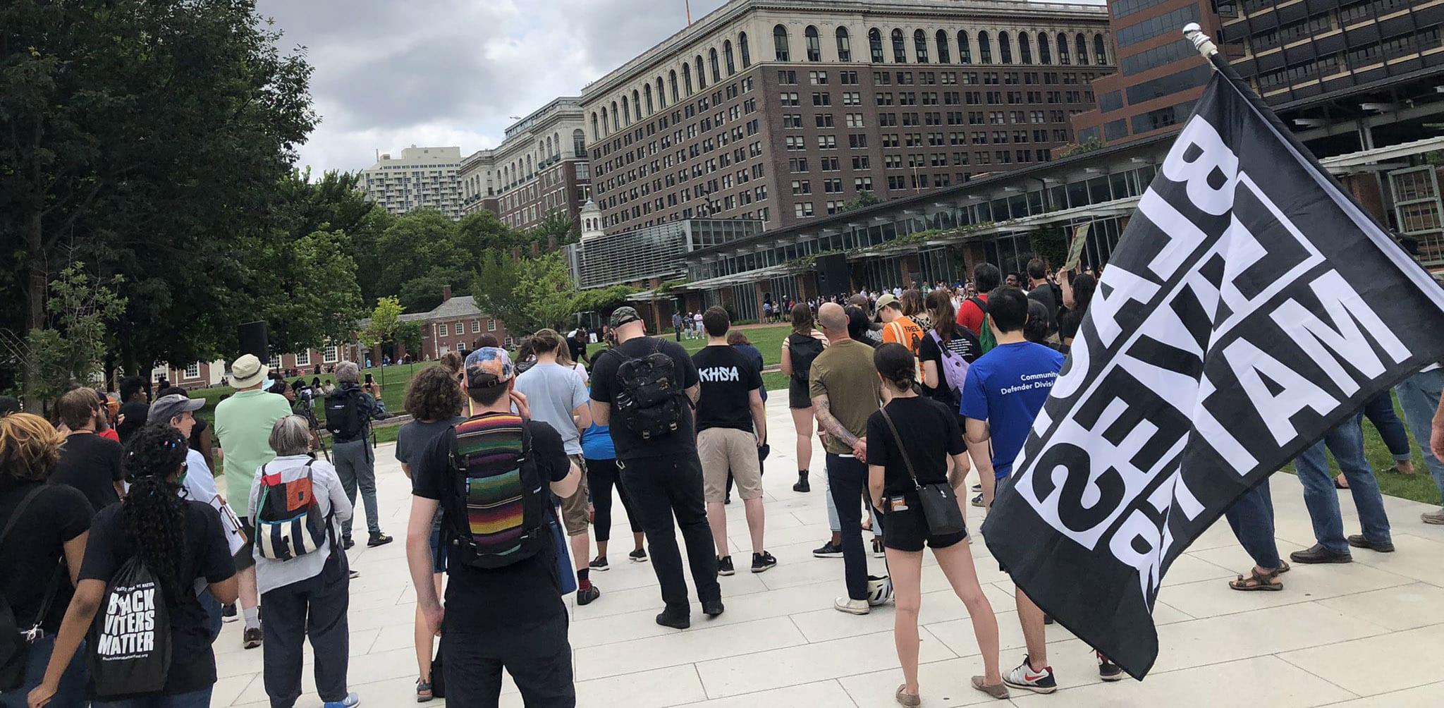 Philadelphia, PA June 12 Rally