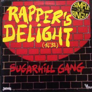 Cover for Sugarhill Gang's Rapper's Delight
